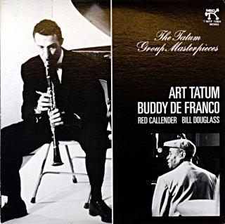 ART TATUM / BUDDY DE FRANCO /RED CALLENDER /BILL DOUGLASS