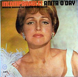 INCOMPARABLE! ANITA O'DAY Original盤