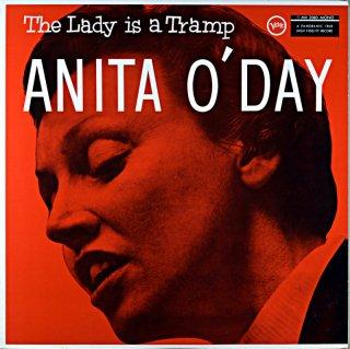 THE LADY IS A TRMP ANITA O'DAY