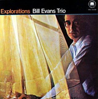 EXPLORATIONS BILL EVANS TRIO