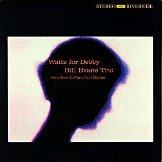 WALTZ FOR DEBBY BILL EVANS TRIO(OJC盤)