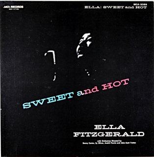 ELLA FITZGERALD SWEET AND HOT