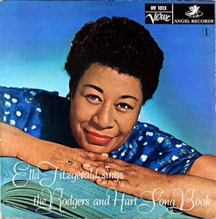 ELLA FITZGERALD SINGS THE RODGERS AND HART SONG BOOKS