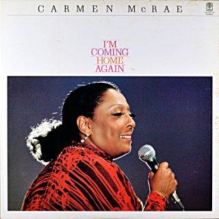 CARME McRAE I'M COMING HOME AGAIN 2枚組