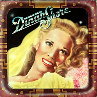 THE BEST OF DINAH SHORE Us盤