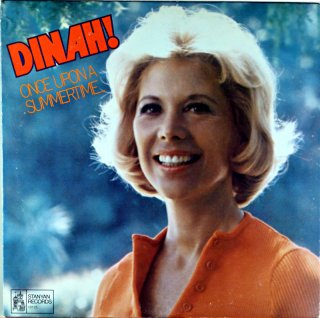 DINAH ! ONCE UPONA SUMMERTIME Us盤