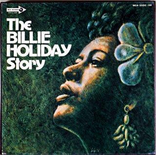 BILLY HOLDAY STORY 3枚組