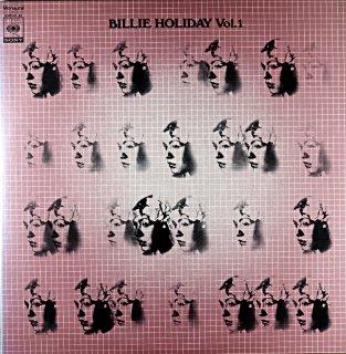 BILLIE HOLIDAY VOL.1 2枚組