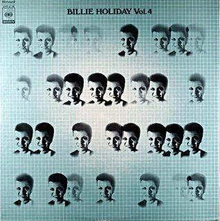 BILLIE HOLIDAY VOL.4 2枚組