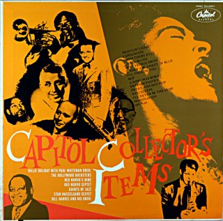 BILLIE HOLIDAY CAPITOL COLLECTOR'S ITEMS
