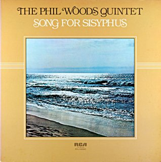 PHIL WOODS SONG FOR SISYPHUS