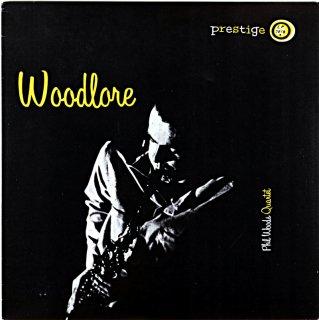 WOODLORE THE PHIL WOODS QUARTET (OJC盤)