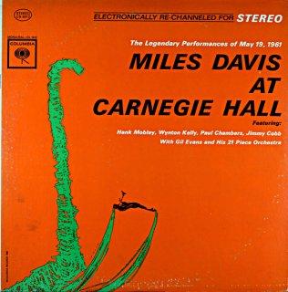 MILES DAVIS AT CARNEGIE HALL Us盤