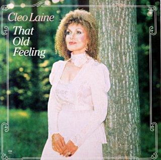 CLEO LAINE THAT OLD FEELING Us盤