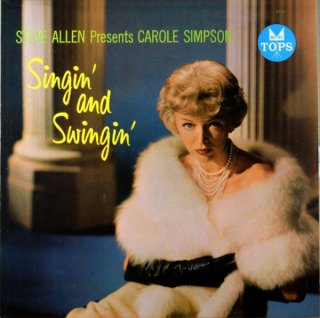CAROLE SIMPSON SINGIN' AND SWINGIN' (Fresh sound盤)
