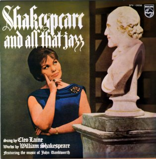 CLEO LAINE SHAKESPIARE AND ALL THAT JAZZ