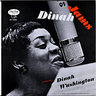 DINAH JAMS DINAH WASHINGTON