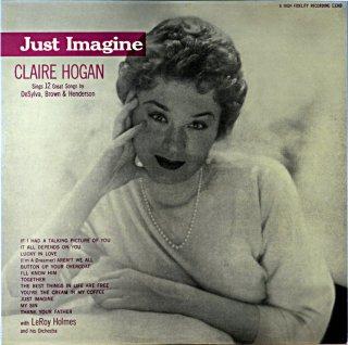CLAIRE HOGAN JUST IMAGINE