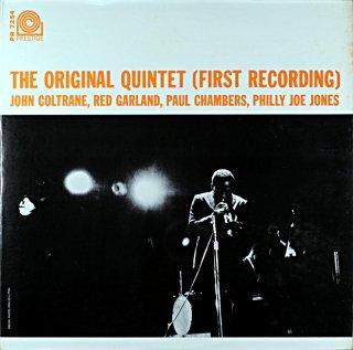 MILES DAVIS / THE ORIGNAL QUINTET Us盤