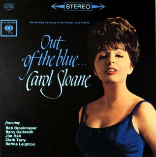 OUT OF THE BLUE CAROL SLOANE (Fresh sound盤)