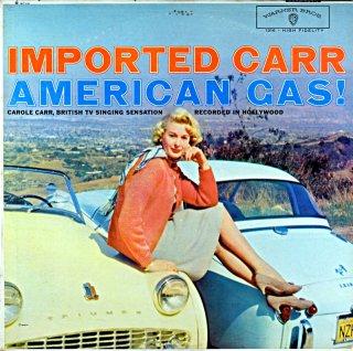 CAROLE CARR IMPORTED CARR AMERICAN GAS ! Original盤