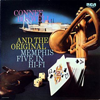 CONNEE BOSWELL AND THE ORIGINAL MEMPHIS FIVE IN HI-FI