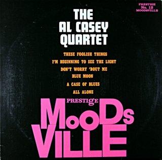 MOODS VILLE6 THE RED GARLAND TRIO (OJC盤)