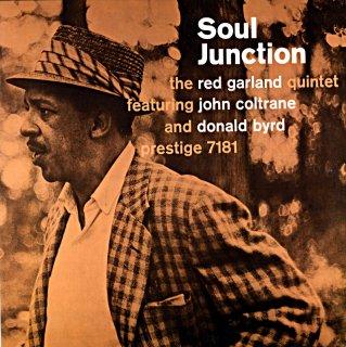 RED GARLAND SOUL JUNCTION (OJC盤)