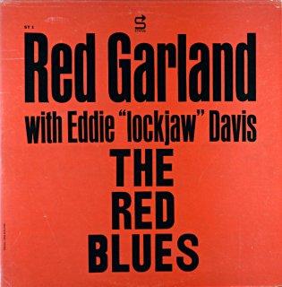 "RED GARLAND ""LOCKJAW"" DAVIS THE RED BLUES US盤"