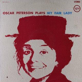 OSCAR PETRSON PLAYS MY FAIR LADY