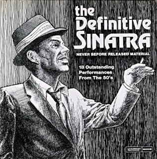 THE DEFINITVE SINATRA Us盤