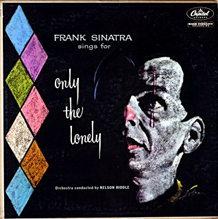 ONLY THE LONELY FRANK SINATRA US盤