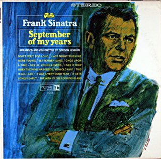 FRANK SINATRA SEPTEMBER OF MY YEARS