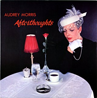 AUDREY MORRIS AFTERTHOUGHTS Us盤