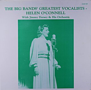 HERENN O'CONNELL THE BIG BAND GREATEST VOCALLISTS Us盤