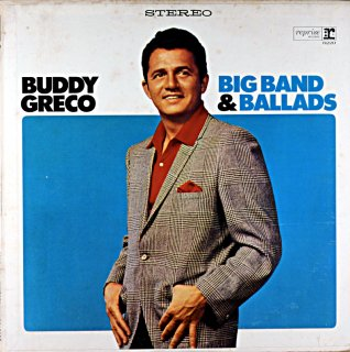 BUDDY GRECO BIG BAND &BALLADS
