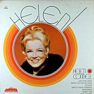 HELEN O'CONNELL Us盤