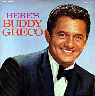 HERE'S BUDDY GRECO