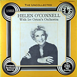 HELEN O'CONNELL WITH IRV ORTONS ORCHESTRA Us盤