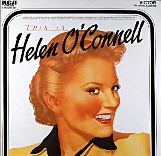 HELEN O'CONNELL THIS IS HELEN O'CONNELL 2枚組 Us盤