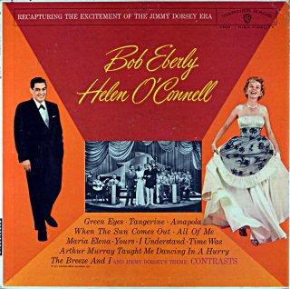 BOB EDERLY HELEN O'CONNELL Us盤