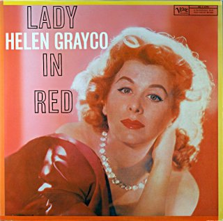 LADY IN RED HELEN GRAYCO