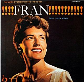 FRAN LACEY / FRAN !!