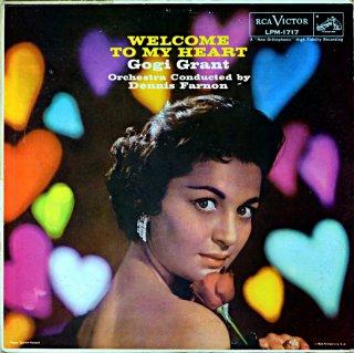 GOGI GRANT WELCOME TO MY HEART GOGI GRANT Original盤
