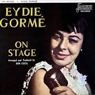EYDIE GORME / ON STAGE Uk盤