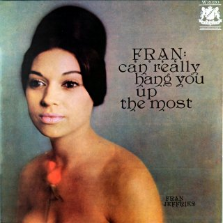 FRAN JEFFRIES CAN REALLY HANG YOU UP MOST (Fresh sound盤)
