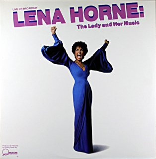 LENA HORNE THE LADY AND HER MUSIC Us盤