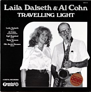 LAILA DALSETH TRAVELIN LIGHT LILA DALSETH AL COHN Original盤