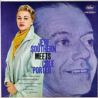 JERI SOUTHERN MEETS COLE PORTER Original盤
