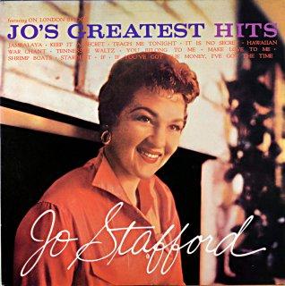 JO'S GREATEST HITS JO STAFFORD